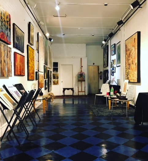 Alison Wells Fine Art Studio & Gallery - Home